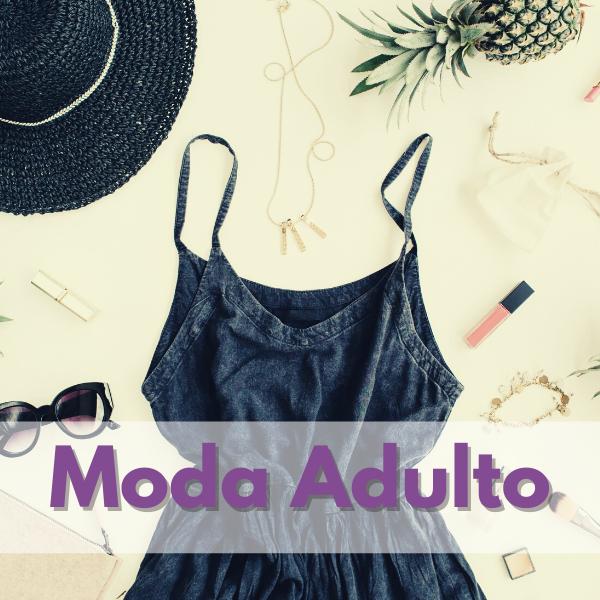 Moda adulto - capa categoria