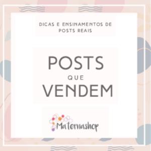 Posts Que Vendem