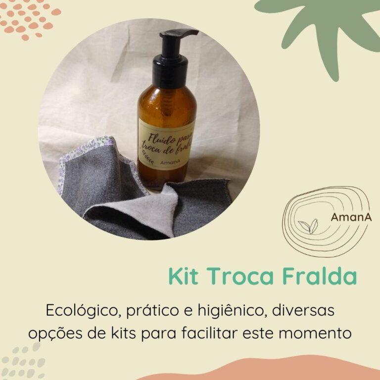 Kit Troca Fralda